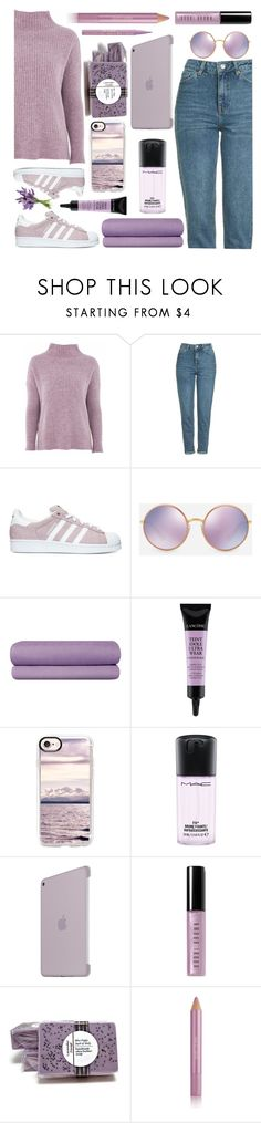 """LAVENDAR"" by valemx ❤ liked on Polyvore featuring Topshop, adidas, Dolce&Gabbana, Missoni, Lancôme, Casetify, MAC Cosmetics, Apple, Bobbi Brown Cosmetics and Estée Lauder"
