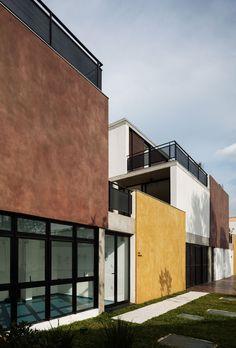 Five Houses Condominium Bernarda Luiz/Nitsche Arquitetos