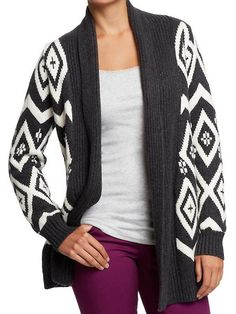We love this forgiving, cozy sweater for winter. http://www.ivillage.com/women-s-fall-sweaters-cheap/5-b-425010#