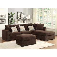 Found it at Wayfair - Olson Reversible Chaise Sectional