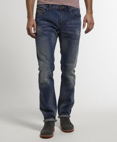 Superdry Officer slim jeans
