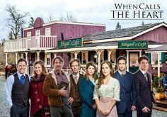 #HeartieArt Excited to Return 2 Hope Valley & Abigails Café! #WhenCallsTheHeart Season3 on Order! @hallmarkchannel