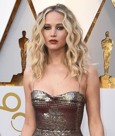 Jennifer Lawrence - in Dior- at the 90th Academy Awards 2018