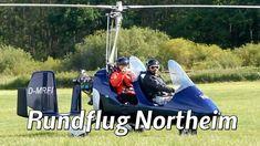 Rundflug Northeim Gyrocopter Racing, Ponds, Circuit, Auto Racing, Lace