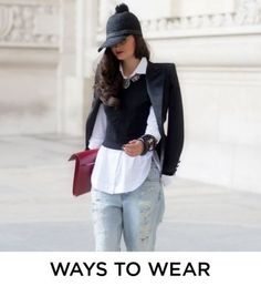 Ways to wear - Womens Get The Look - River Island