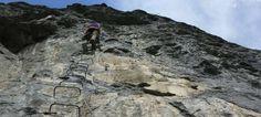 Via ferrata Evolène - Valais - Activité Mount Everest, Mountains, Nature, Travel, Mountaineering, Hobbies, Naturaleza, Viajes, Destinations