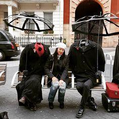 Halloween in London |  Dia das Bruxas em Londres