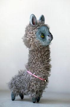 llama munchkin by da-bu-di-bu-da.deviantart.com on @deviantART