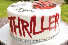 Michael Jackson Cake by thecakemamas, via Flickr