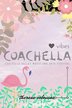 Thereza Rebouças: Coachella Vibes