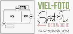 #dpSketchDerWoche von www.danipeuss.de | Layout Sketch