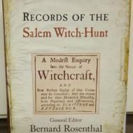 Salem Witch Museum Store - Bookstore