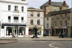 Midsomer Murders Locations - Wallingford, Oxfordshire