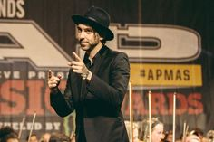 Alex at the APMAS