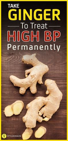 Want to know how ginger helps combat high blood pressure? Then here is all you need to know about ginger and high blood pressure in detail. Read on to know more #BloodPressureRemedy #BloodPressureHeadache