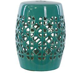 Urban Trends Ceramic Garden Stool | Wayfair