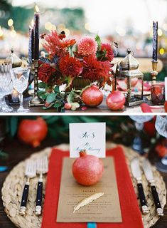 Beautiful Autumn Wedding