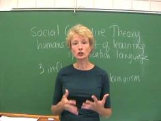 Introduction to Bandura's Social Cognitive Theory (This is a series of videos that are all the same lecture)
