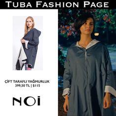 "5 Me gusta, 1 comentarios - TUBA FASHION PAGE  (@tuba.fashion) en Instagram: ""- #TubaBüyüküstün's Outwear by @noitriko   $115 ☁️❄️ - As Sühan in #CesurVeGüzel Ep: 25…"""
