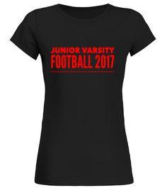 Football Athletic quot;Junior Varsity Football 2017quot; JV T-shirt