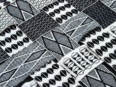 TEXTILE LOVE: Authentic African Weaving from AA-AA