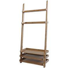 - Palma Leaning TV Shelf R3495