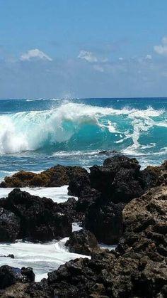 Waves Photography, Landscape Photography, Nature Photography, Ocean Pictures, Nature Pictures, Sea And Ocean, Ocean Beach, Beautiful Ocean, Amazing Nature