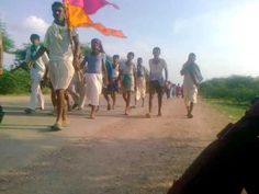 रामदेवरा पैदल यात्रा   RAMDEVRA PEDAL YATRA    RAJASTHANI VIDEO   RUNICH...
