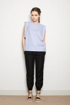 Laula Petit Couture spring collection by Japanese designer, Setsuko Nakajima