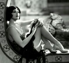 1920's inspiration for Old Hollywood.