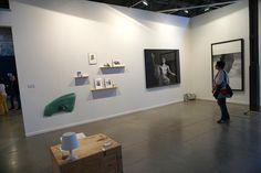 Clara Sánchez Sala y Kepa Garraza en Feria Estampa 2016 #Estampa16 #Galería #ATM #ArtFair #ArteContemporáneo #ContemporaryArt #Art #Arte #Madrid #Arterecord 2016 https://twitter.com/arterecord