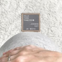 First trimester of pregnancy - # - Baby Shooting - . - First trimester of pregnancy – # – Baby Shooting – - 3rd Trimester Pregnancy, Pregnancy Bump, Pregnancy Quotes, Pregnancy Months, Baby Quotes, Second Trimester, Third Trimester Humor, Pregnancy Monthly Pictures, Ideas