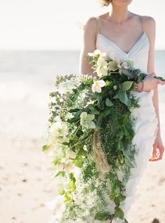 bridal bouquet; photo: Judy Pak Photography