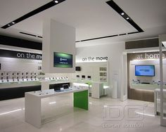 optical glass shop interior - Google Search