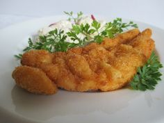 Vasárnap: 2. Rántott csirkemell A 17, Chicken, Meat, Food, Essen, Meals, Yemek, Eten, Cubs