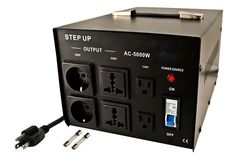 120 to 240 Volt Converter Company : Electrical and electronic...