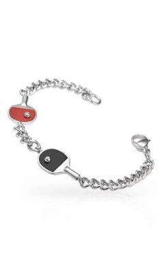 TT Schläger Armband - http://schmuckhaus.online/vinqui/tt-schlaeger-armband