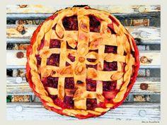 Tarta cu capsuni – ZEN IN BUCATARIE Apple Pie, Gem, Desserts, Food, Pie, Tailgate Desserts, Deserts, Essen, Jewels