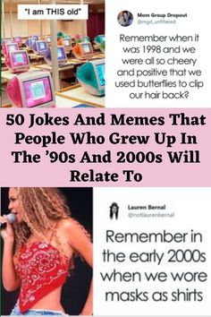 50 Jokes And Memes That People Who Grew Up In The '90s And 2000s Will Relate To Clean Funny Jokes, Lame Jokes, Terrible Jokes, Crazy Funny Memes, Love You Funny, Seriously Funny, Really Funny, Funny Gags, Wtf Funny