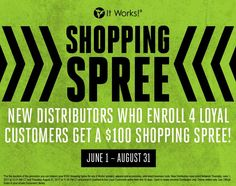 Have You Tried That Crazy Wrap Thing? | It Works.... Contact me for more info!! Sanchezwrapsu.itworks.com