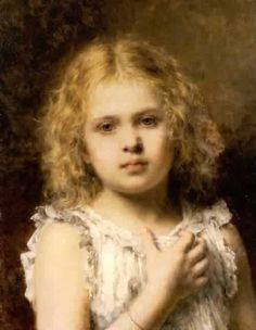 alexei harlamoff art | Painting Name: A Young Beauty