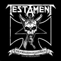 Testament. Some more Bay Area thrash legends. One of my top bands.