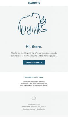 46 best welcome email design images email newsletter design email rh pinterest com