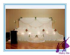 3 mt hohe x3m breite Hochzeitshintergrund Vorhänge Hochzeit Dekoration Beste Qualität Weiße Farbe in 3m hoch x3m Wide hochzeit Hintergrund hochzeit curtains\wedding dekoration beste qualität weiße farbe(Diese Verbindung i aus Event & Party Supplies auf AliExpress.com | Alibaba Group