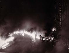 1948 Cuyahoga River Fire