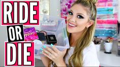 """YouTube guru, Madison Miller, says the Chella Highlighter is her #rideordie - 'It takes my brow game to the next level.""""  Watch more: https://www.youtube.com/watch?v=uKHsGvEw8ec"""