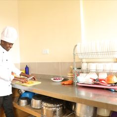 Tumate Soit is The Maa Trust's valued cook. He joined the Trust six years ago, in 2015. As well as keeping all staff well fed and watered, Soit looks after any guests visiting our HQ. Fun Cooking, Trust, Projects, Home Decor, Log Projects, Blue Prints, Decoration Home, Room Decor, Home Interior Design