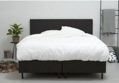 Slaapkamer Compleet Boxspring : Lyon bed wehkamp lyon bed metaal wit slaapkamer slapen