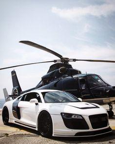 || Classy Flex  #audi #tt #quattro #custom #private #helicopter #black #blackedout #auto #automotive #landscape #photography #rich #kid #problems #work #hard #play #hard #travel #adventure #explore #luxury #lifestyle : @cknd.co || by iamozzy.jpeg