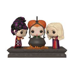 Coming Soon: Spirit Halloween Exclusive Hocus Pocus Pop!, and Pop! Spirit Halloween, Fall Halloween, Funko Pop Dolls, Pop Figurine, Funk Pop, Disney Pop, Pop Toys, Pop Characters, Pop Collection